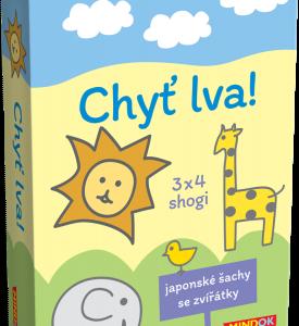 Chyť lva - MVhracky.cz