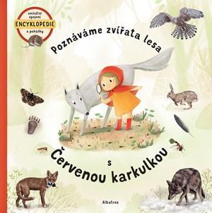 Poznáváme zvířata lesa s Červenou karkulkou - MVhracky.cz