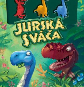 Jurská sváča - MVhracky.cz
