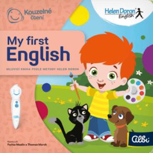 Kouzelné čtení - My First English - MVhracky.cz