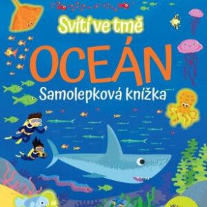 Oceán - samolepková knížka svítící ve tmě - MVhracky.cz