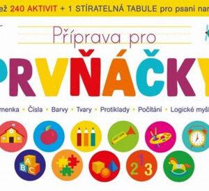 Příprava pro prvňáčky - MVhracky.cz