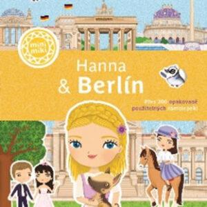 Hanna & Berlín - Město plné samolepek - MVhracky.cz