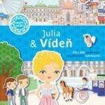 Julia & Víděň - Město plné samolepek - MVhracky.cz