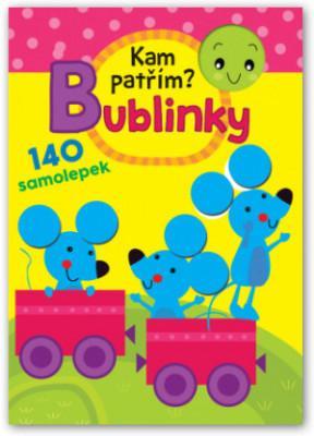 Kam patří? Bublinky - MVhracky.cz
