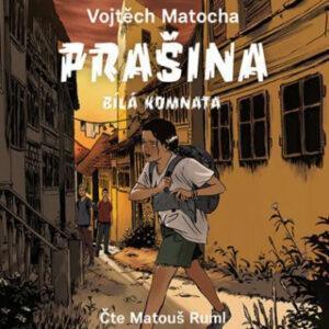 Prašina - Bílá komnata - audiokniha MP3 - MVhracky.cz