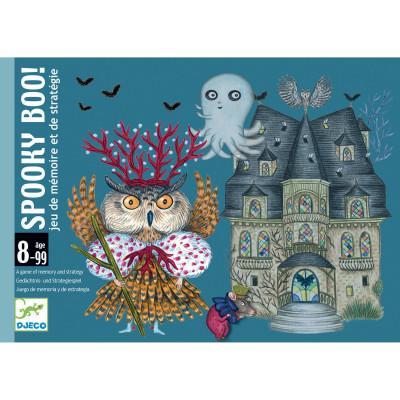 Spooky Boo! - karetní hra - MVhracky.cz
