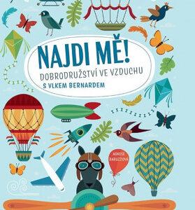 Najdi mě! Dobrodružství ve vzduchu - MVhracky.cz