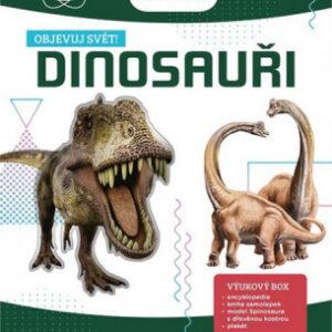 Dinosauři - Objevuj svět - MVhracky.cz
