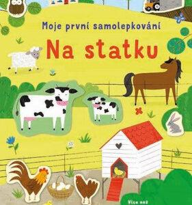 Na statku - moje první samolepkování - MVhracky.cz