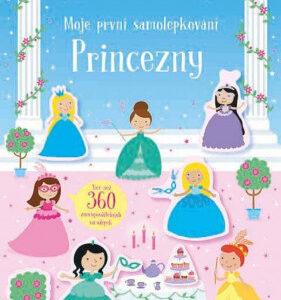 Princezny - moje první samolepkování - MVhracky.cz