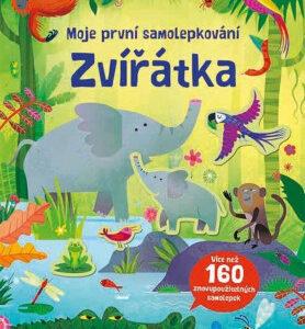 Zvířátka - moje první samolepkování - MVhracky.cz