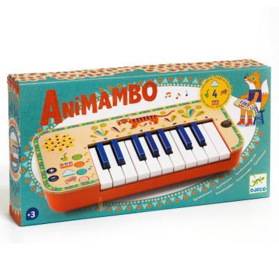 Dětský syntetizér - Animambo - MVhracky.cz