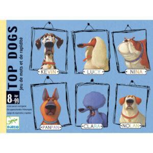 Top Dogs - karetní hra - MVhracky.cz