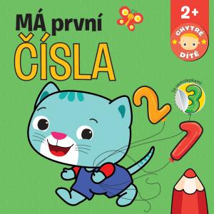 Má první čísla - Chytré dítě - MVhracky.cz