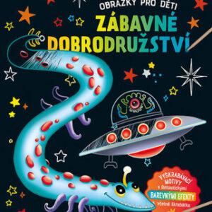 Vyškrabávací obrázky pro děti: Zábavné dobrodružství - MVhracky.cz