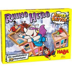 Rhino Hero – Super Battle - MVhracky.cz