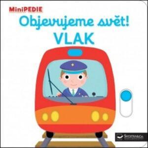 Objevujeme svět! Vlak - MVhracky.cz