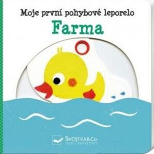 Moje první pohyblivé leporelo - Farma - MVhracky.cz
