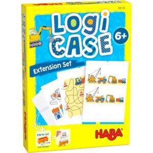 LogiCASE rozšíření - Na stavbě 6+ - MVhracky.cz