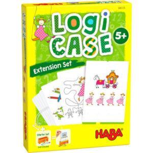 LogiCASE rozšíření - Princezny 5+ - MVhracky.cz