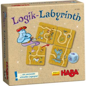 Logický labyrint - MVhracky.cz