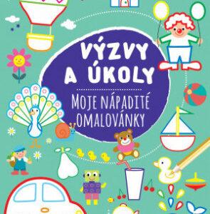 Výzvy a úkoly - moje nápadité omalovánky - MVhracky.cz