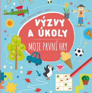 Výzvy a úkoly - moje první hry - MVhracky.cz