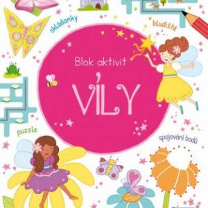 Blok aktivit - Víly - MVhracky.cz