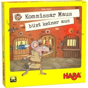 Inspektor Myšák: Velký útěk - MVhracky.cz