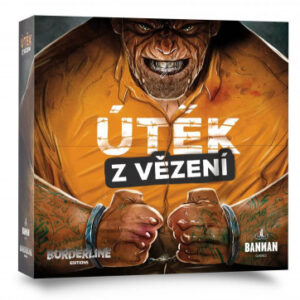 Útěk z vězení - MVhracky.cz