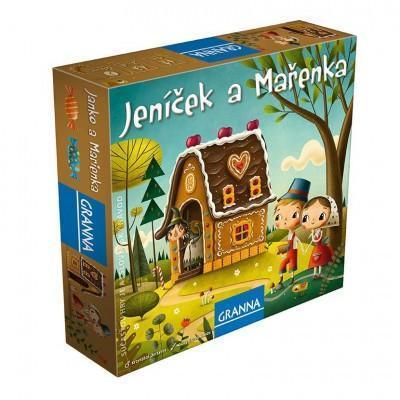 Jeníček a Mařenka - MVhracky.cz