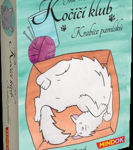 Kočičí klub: Krabice pamlsků - MVhracky.cz