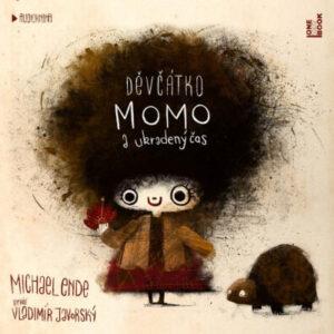 Děvčátko Momo a ukradený čas - audiokniha CD MP3 - MVhracky.cz