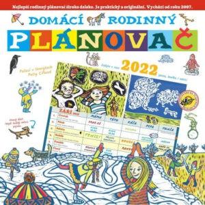 Domácí rodinný plánovač 2022 - MVhracky.cz