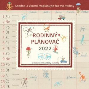 Rodinný plánovač 2022 - MVhracky.cz