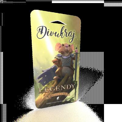 Divukraj: Legendy - MVhracky.cz