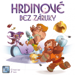 Hrdinové bez záruky - MVhracky.cz