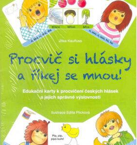 Procvič si hlásky a říkej se mnou! - MVhracky.cz